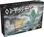 Board Game: Odyssey: Wrath of Poseidon