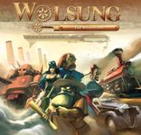 Board Game: Wolsung: The Boardgame
