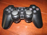 Video Game Hardware: DualShock 2 Analog Controller