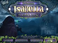 Video Game: Princess Isabella: A Witch's Curse