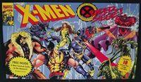 Board Game: X-Men: Under Siege