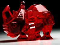 Board Game: The Curse of the Ruby Rhino