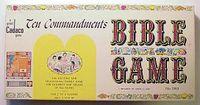 Ten Commandments Bible Game
