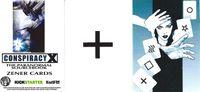 RPG Item: Conspiracy X Zener Card