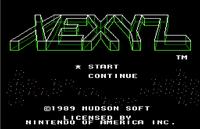 Video Game: Xexyz