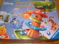 Board Game: Winnie the Pooh Tip 'n' Topple Game