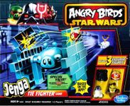 Board Game: Angry Birds: Star Wars – Jenga TIE Fighter Game