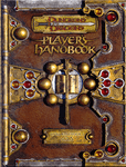 RPG Item: Player's Handbook (D&D 3.5e)