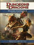 RPG Item: Player's Handbook 3 (D&D 4e)