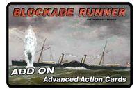 Board Game: Blockade Runner: Advanced Action Cards