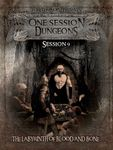 RPG Item: One Session Dungeons #09: Labyrinth of Blood and Bone