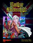 RPG Item: Luther Arkwright: Roleplaying Across the Parallels