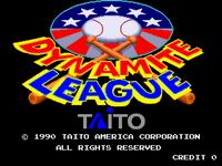 Video Game: Dynamite League