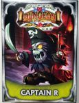 Board Game: Super Dungeon Explore: Captain R