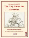 RPG Item: Adventure Module M3: The City Under the Mountain