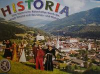 Board Game: Historia Eine historische Rätselrallye durch die Stadt Gmünd und das Lieser- und Maltatal