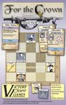 Board Game: For the Crown (First edition)