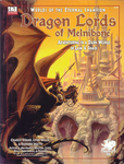 RPG Item: Dragon Lords of Melniboné