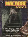 RPG Item: Macabre Tales