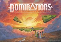 Board Game: Dominations: Road to Civilization