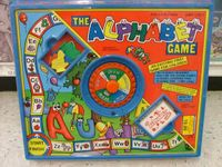 Board Game: The Alphabet Game