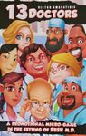 Board Game: 13 Doctors