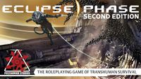 RPG: Eclipse Phase (Second Edition)