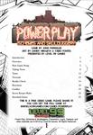 RPG Item: Power Play: Schemes & Skulduggery Demo