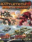 Board Game: Classic Battletech Starterbook: Wolf and Blake