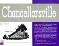 Board Game: Chancellorsville (Second Edition)