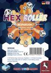 Board Game: HexRoller: Hexpansion 1