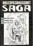 Issue: Saga (Issue 2 - Summer 1990)