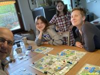 Board Game: The Castles of Burgundy