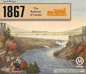 Board Game: 1867: The Railways of Canada