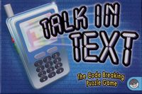 Board Game: Talk in Text