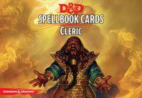 RPG Item: Spellbook Cards: Cleric
