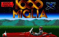 Video Game: 1000 Miglia