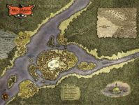 RPG Item: Mor Aldenn Cartography