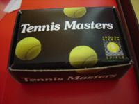 Board Game: Tennis Masters