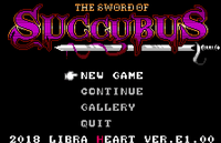 Video Game: The Sword of Succubus