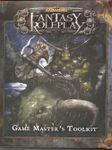 RPG Item: Game Master's Toolkit
