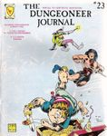 Issue: The Dungeoneer Journal (Issue 23 - Oct/Nov 1980)