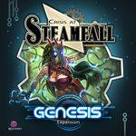 Board Game: Crisis at Steamfall: Genesis
