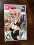 Video Game: Monopoly for Nintendo Switch