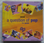Board Game: A Question of Pop