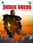 RPG Item: The Judge Dredd Roleplaying Game