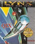 Video Game: QIX