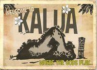 Board Game: Kalua