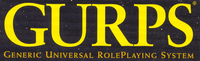 RPG: GURPS (3rd Edition)
