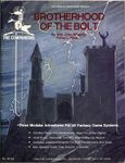 RPG Item: Brotherhood of the Bolt